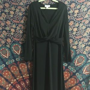 Size 0 Anne Taylor LOFT Old Hollywood Glam Dress